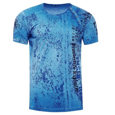 RUSTY NEAL tričko pánské 15191 regular fit