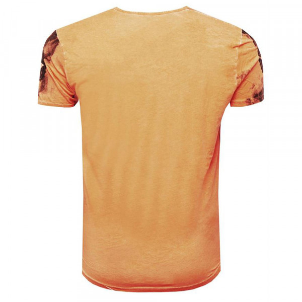 RUSTY NEAL tričko pánské 15156 regular fit