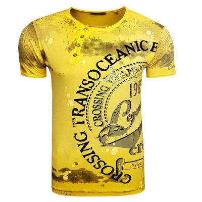 RUSTY NEAL tričko pánské 15045 regular fit