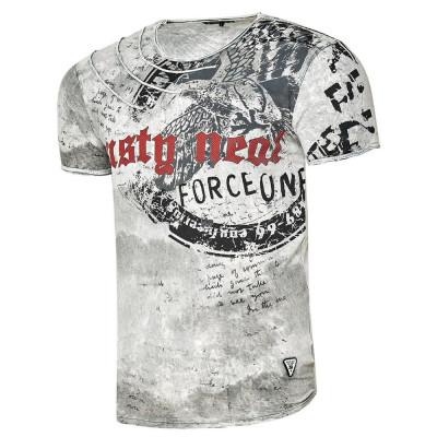 RUSTY NEAL tričko pánské 15228 regular fit