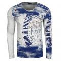 RUSTY NEAL tričko pánské 10109 regular fit