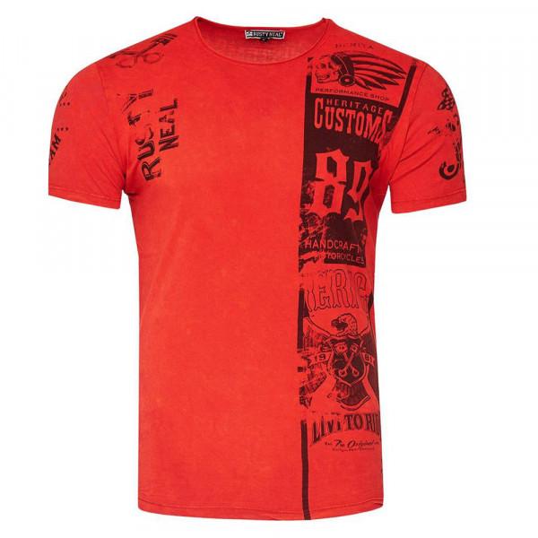 RUSTY NEAL tričko pánské 15234