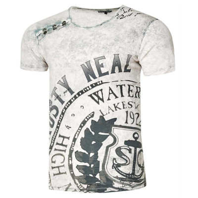 RUSTY NEAL tričko pánské 15233 regular fit