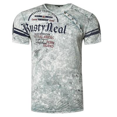 RUSTY NEAL tričko pánské 15245 regular fit