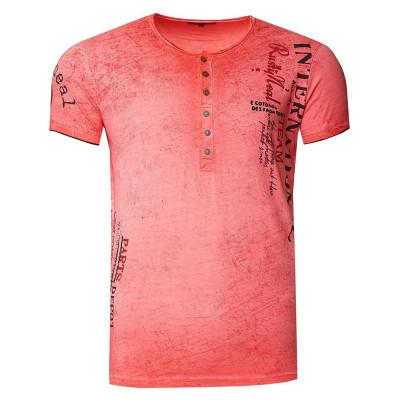 RUSTY NEAL tričko pánské 15243 regular fit