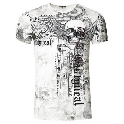 RUSTY NEAL tričko pánské 15266regular fit