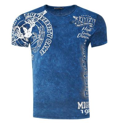 RUSTY NEAL tričko pánské 15232 regular fit