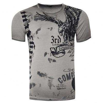 RUSTY NEAL tričko pánské 15235 regular fit