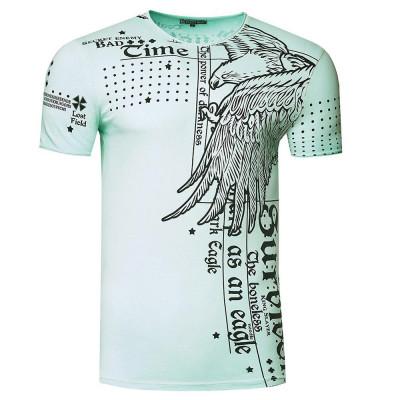 RUSTY NEAL tričko pánské 15263 regular fit
