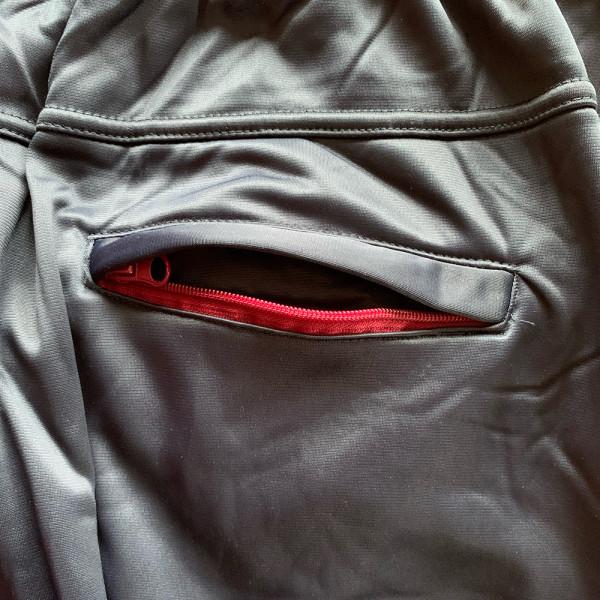 KAM kalhoty pánské KBS 231 tepláky nadměrná velikost