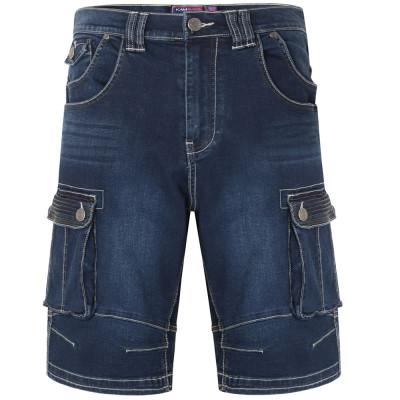 KAM kalhoty pánské KBS IVAN nadměrná velikost