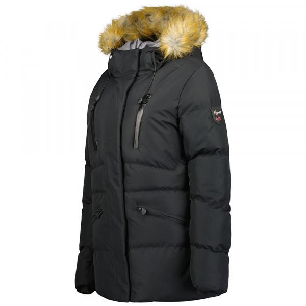 GEOGRAPHICAL NORWAY bunda dámska CROWN BLACK LADY 054