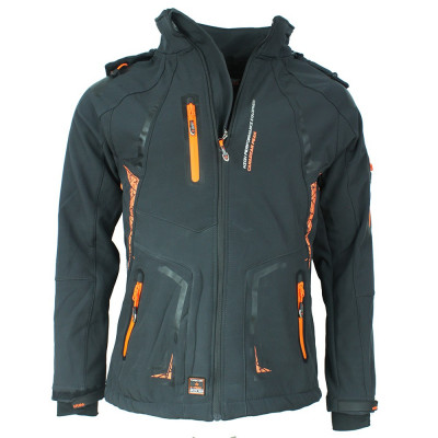 CANADIAN PEAK bunda pánská TOURMALINE softshell TURBO DRY 8000