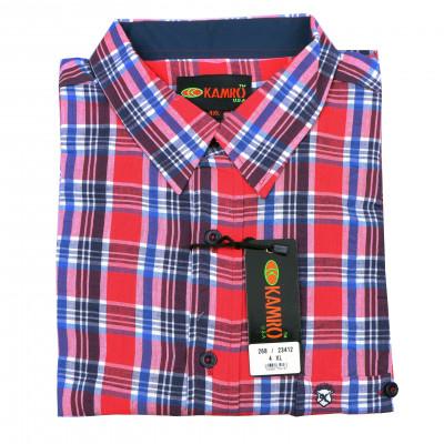 KAMRO košile pánská 267-23359 nadměrná velikost