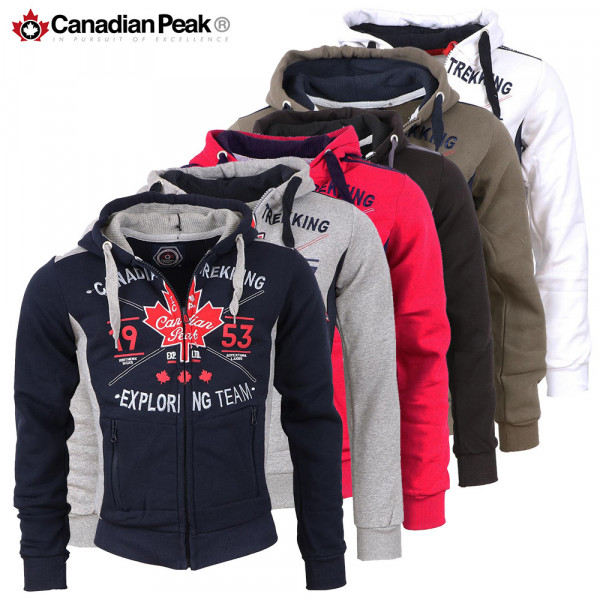 CANADIAN PEAK mikina pánská FULOY MEN 100 CP 2600