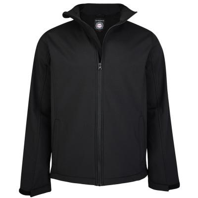 KAM bunda pánská KBS 438 softshell nadměrná velikost
