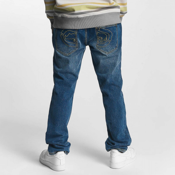 Ecko Unltd. / Straight Fit Jeans Camp's St Straight Fit in blue