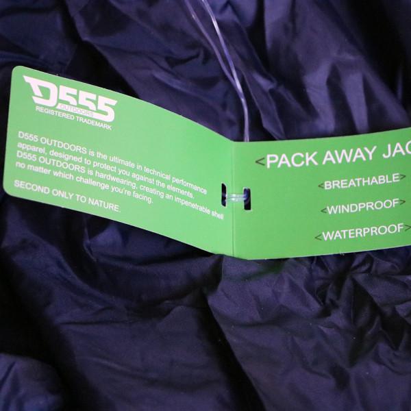 D555 bunda pánská KS13635 větrovka