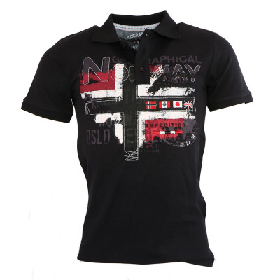 GEOGRAPHICAL NORWAY polokošile pánská KAGUTA SS MEN 100
