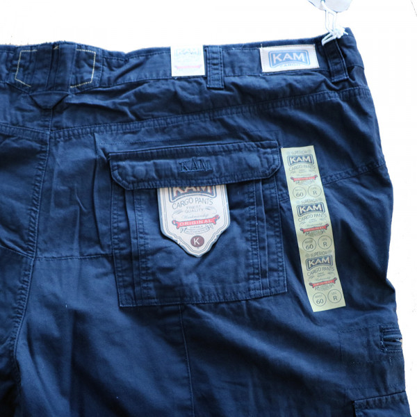 KAM kalhoy kapsáče KBS 118 nadměrná velikost