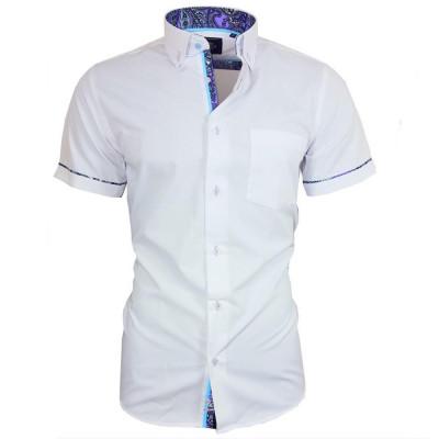 BINDER DE LUXE košile pánská 82914 krátký rukáv