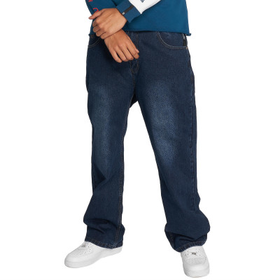 Dangerous DNGRS kalhoty pánské Baggy Homie in blue