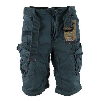 GEOGRAPHICAL NORWAY kalhoty pánské PANORAMIQUE COLOR MEN 063 bermudy kapsáče
