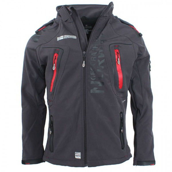 GEOGRAPHICAL NORWAY bunda pánská TAMBOUR softshell