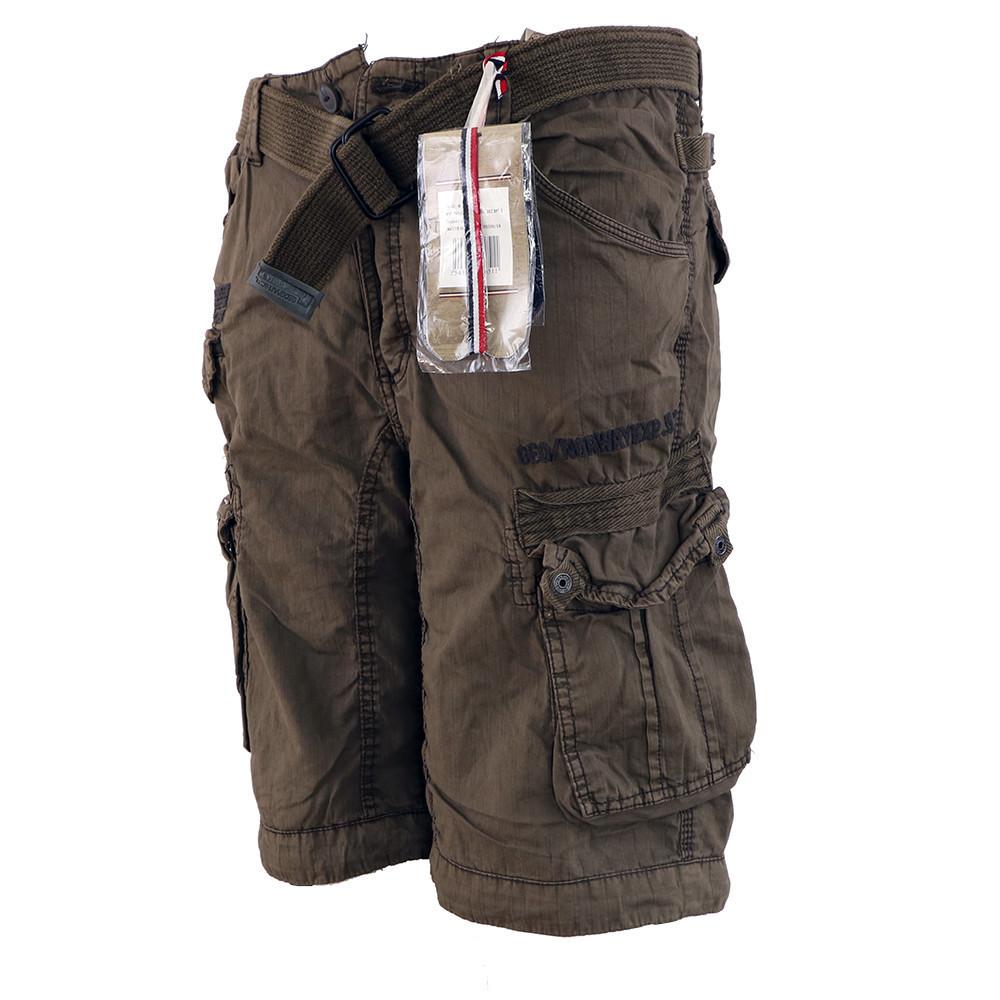 GEOGRAPHICAL NORWAY kalhoty pánské PANORAMIQUE MEN BASIC 063 bermudy ... 2152f88cf5
