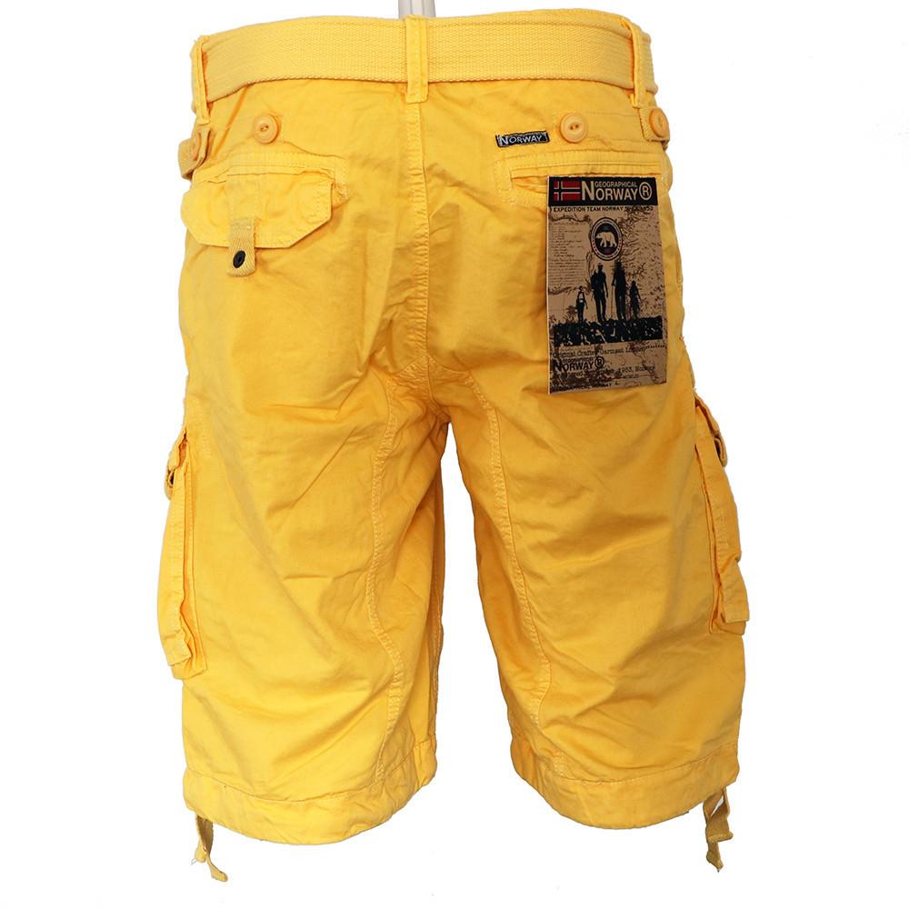 GEOGRAPHICAL NORWAY kalhoty pánské PANORAMIQUE MEN COLOR 063 bermudy ... f50a31dc7d