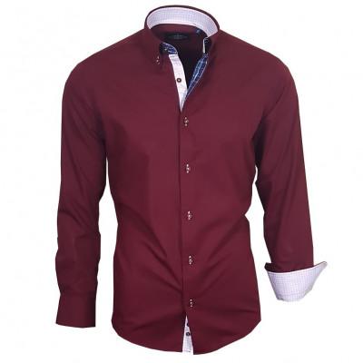 BINDER DE LUXE košile pánská 82314 dlouhý rukáv