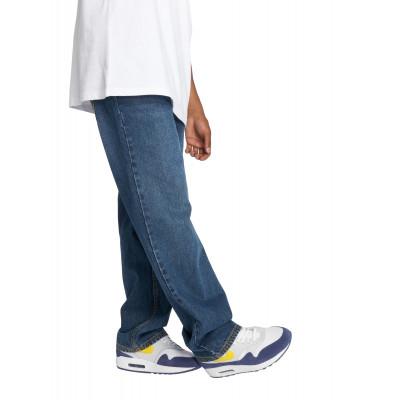 Ecko Unltd. kalhoty pánské Loose Fit Jeans High Line in blue