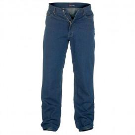 ROCKFORD kalhoty pánské RJ560 COMFORT INDIGO Jeans nadměrná velikost
