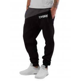 Dangerous DNGRS kalhoty pánské Sweat Pant Hardcore in black