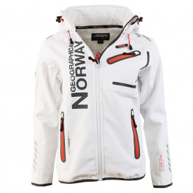 GEOGRAPHICAL NORWAY bunda dámská REINE LADY 007 softshell