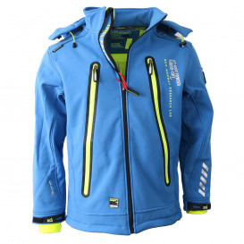 GEOGRAPHICAL NORWAY bunda pánská TARZAN MEN 007 softshell