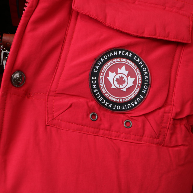 CANADIAN PEAK bunda pánská VIKING MEN 005 CP 2600 - DG-SHOP.CZ 6be240e425