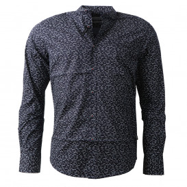 CARISMA košile pánská 8421 dlouhý rukáv slim fit stojatý límeček