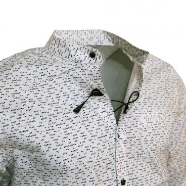CARISMA košile pánská 8421 dlouhý rukáv slim fit