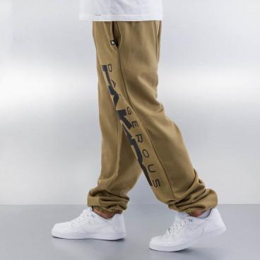 Dangerous DNGRS Classic Sweat Pants Olive/Black
