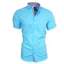 BINDER DE LUXE košile pánská 82908 krátký rukáv