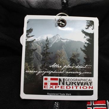 GEOGRAPHICAL NORWAY mikina pánská TAMAZONIE MEN ASS A 224