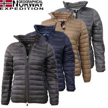 GEOGRAPHICAL NORWAY bunda dámská DAFNE LADY BASIC COLLAR 056