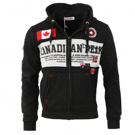 CANADIAN PEAK mikina pánská FIPEAK MEN CP 100
