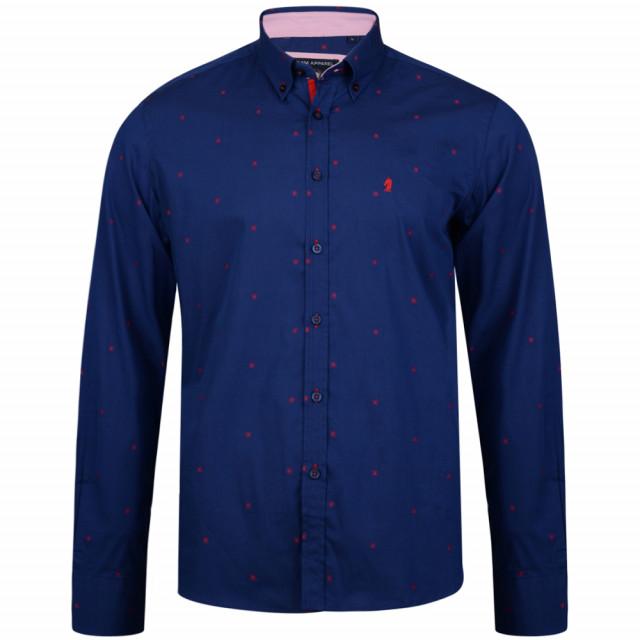 KAM košile pánská KBS 6160 LS nadměrná velikost - DG-SHOP.CZ eee14463df