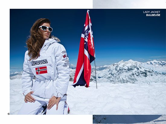 úžasné zimní bundy od Geographical Norway
