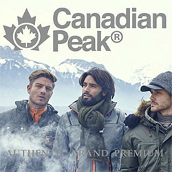 CANADIAN PEAK